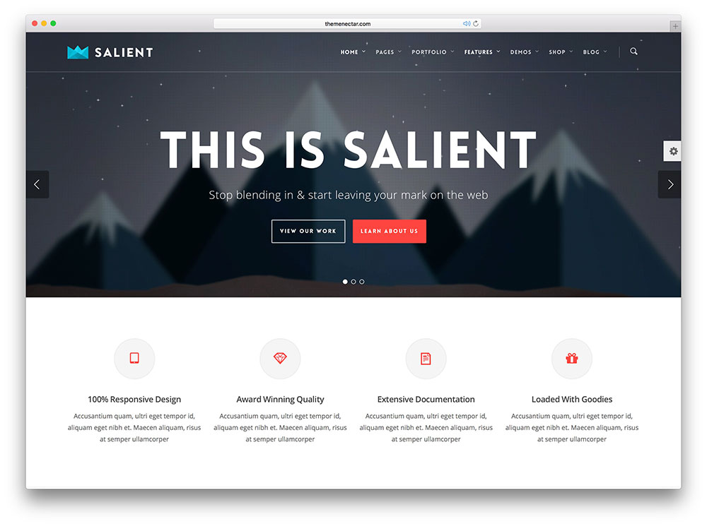 saillant-populaire-theme-pour-sites-statiques &quot;width =&quot; 1000 &quot;height =&quot; 745 &quot;data-lazy-srcset =&quot; https://cdn.colorlib.com/wp/wp-content/uploads/sites/2 /salient-popular-theme-for-static-sites.jpg 1000w, https://cdn.colorlib.com/wp/wp-content/uploads/sites/2/salient-popular-theme-for-static-sites- 300x224.jpg 300w &quot;data-lazy-tailles =&quot; (max-width: 1000px) 100vw, 1000px &quot;data-lazy-src =&quot; https://cdn.colorlib.com/wp/wp-content/uploads/sites/ 2 / saient-populaire-theme-pour-sites-statiques.jpg? Est-en-attente-charge = 1 &quot;srcset =&quot; données: image / gif; base64, R0lGODlhAQABAAAAAAAAAP /// yH5BAEAAAAALAAAAAAAABAAAAAAIBAA7 &quot;/&gt;</p> <p><noscript><img class=