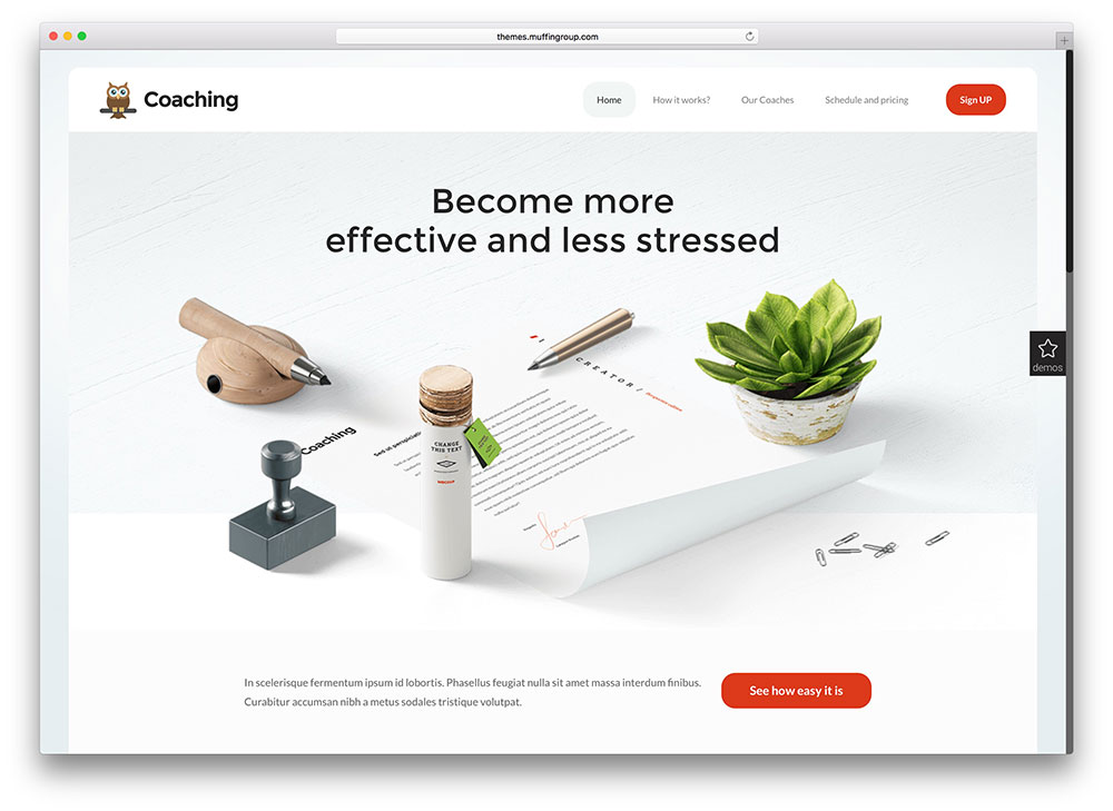 betheme - universal corporate theme