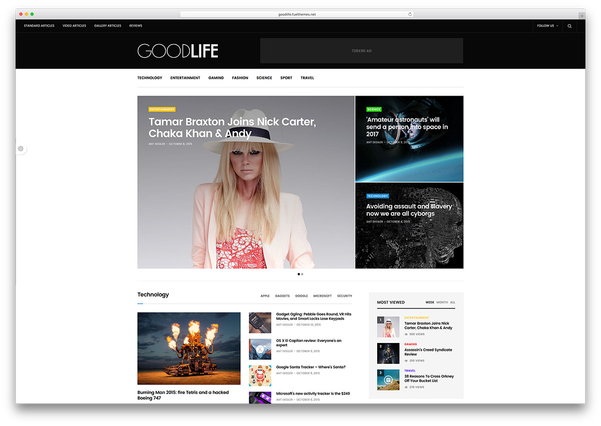 "goodlife-magazine-wordpress-theme ""width ="" 1200 ""height ="" 851 ""srcset ="" https://colorlib.com/wp/wp-content/uploads/sites/2/goodlife-magazine-wordpress-theme.jpg 1200w, https://colorlib.com/wp/wp-content/uploads/sites/2/goodlife-magazine-wordpress-theme-300x213.jpg 300w, https://colorlib.com/wp/wp-content/uploads /sites/2/goodlife-magazine-wordpress-theme-768x545.jpg 768w, https://colorlib.com/wp/wp-content/uploads/sites/2/goodlife-magazine-wordpress-theme-1024x726.jpg 1024w ""data-lazy-tailles ="" (largeur maximale: 1200px) 100vw, 1200px ""/></p> <p><noscript><img class="