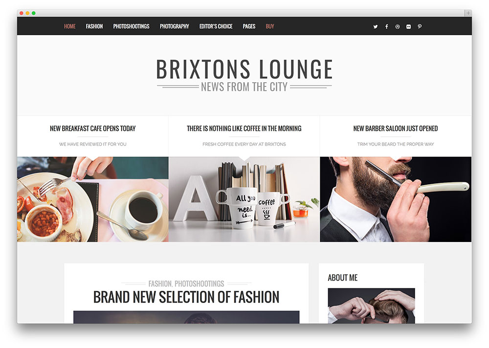 brixton stunning fashion blog