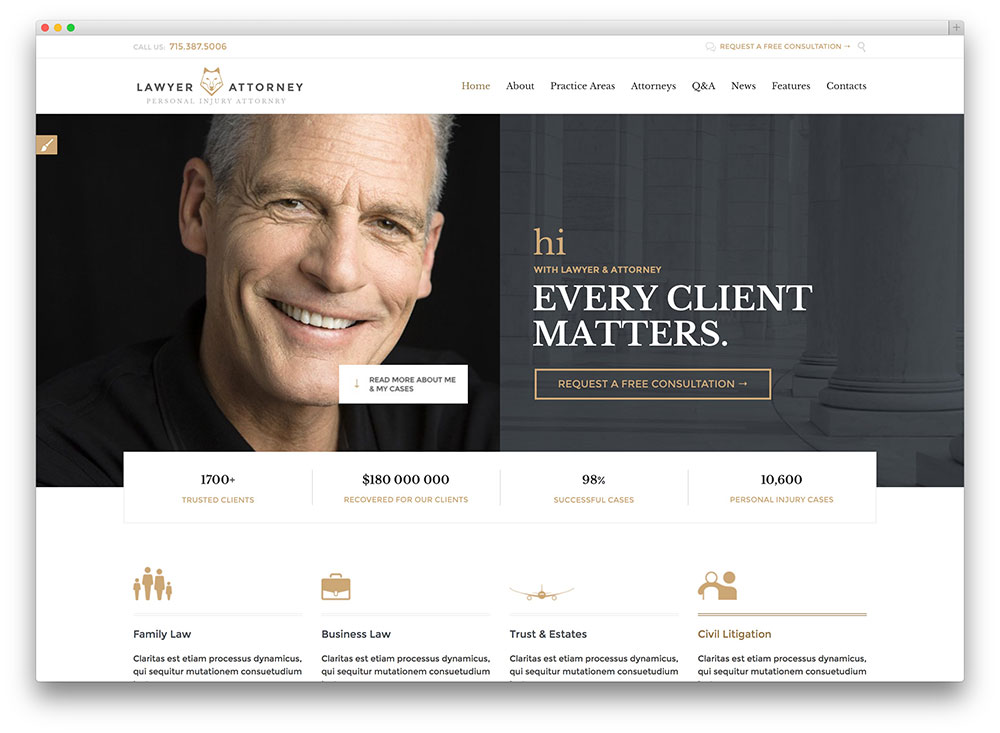 lawyers attorneys legal office professional theme