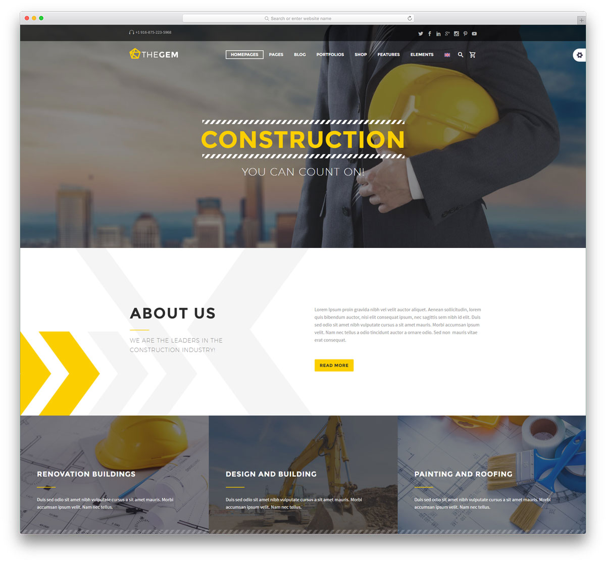 "thegem-construction-website-template ""width ="" 1200 ""height ="" 1113 ""data-lazy-srcset ="" https://cdn.colorlib.com/wp/wp-content/uploads/sites/2/thegem-construction -website-template.jpg 1200w, https://cdn.colorlib.com/wp/wp-content/uploads/sites/2/thegem-construction-website-template-300x278.jpg 300w, https: //cdn.colorlib .com / wp / wp-content / uploads / sites / 2 / thegem-construction-website-template-768x712.jpg 768w, https://cdn.colorlib.com/wp/wp-content/uploads/sites/2/ thegem-construction-website-template-1024x950.jpg 1024w ""data-lazy-tailles ="" (largeur max: 1200px) 100vw, 1200px ""data-lazy-src ="" https://cdn.colorlib.com/wp/ wp-content / uploads / sites / 2 / thegem-construction-website-template.jpg? is-waiting-load = 1 ""srcset ="" données: image / gif; base64, R0lGODlhAQABAAAAAAAAAP /// yH5BAAAAAAALAAAAAAAAAAAAAAAAP7 ""/></p> <p><noscript><img class="