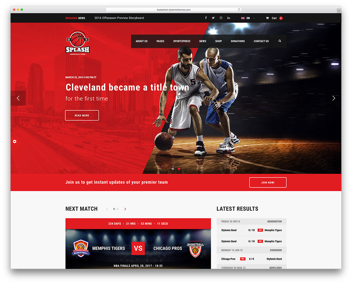 "splash-creative-sports-wordpress-website-template ""width ="" 1200 ""height ="" 968 ""data-lazy-srcset ="" https://cdn.colorlib.com/wp/wp-content/uploads/sites/2 /splash-creative-sports-wordpress-website-template.jpg 1200w, https://cdn.colorlib.com/wp/wp-content/uploads/sites/2/splash-creative-sports-wordpress-website-template-website- 300x242.jpg 300w, https://cdn.colorlib.com/wp/wp-content/uploads/sites/2/splash-creative-sports-wordpress-website-768x620.jpg 768w, https: // cdn. colorlib.com/wp/wp-content/uploads/sites/2/splash-creative-sports-wordpress-website-template-1024x826.jpg 1024w ""data-lazy-tailles ="" (largeur maximale: 1200px) 100vw, 1200px ""data-lazy-src ="" https://webypress.fr/wp-content/uploads/2019/01/1546997417_464_Meilleurs-thèmes-sportifs-WordPress-pour-les-magazines-et-les-équipes-sportives-2019.jpg?is-pending-load= 1 ""srcset ="" données: image / gif; base64, R0lGODlhAQABAIAAAAAAAP /// yH5BAEAAAAALAAAAAABAAAAAAIBRAA7 ""/></p> <p><noscript><img class="
