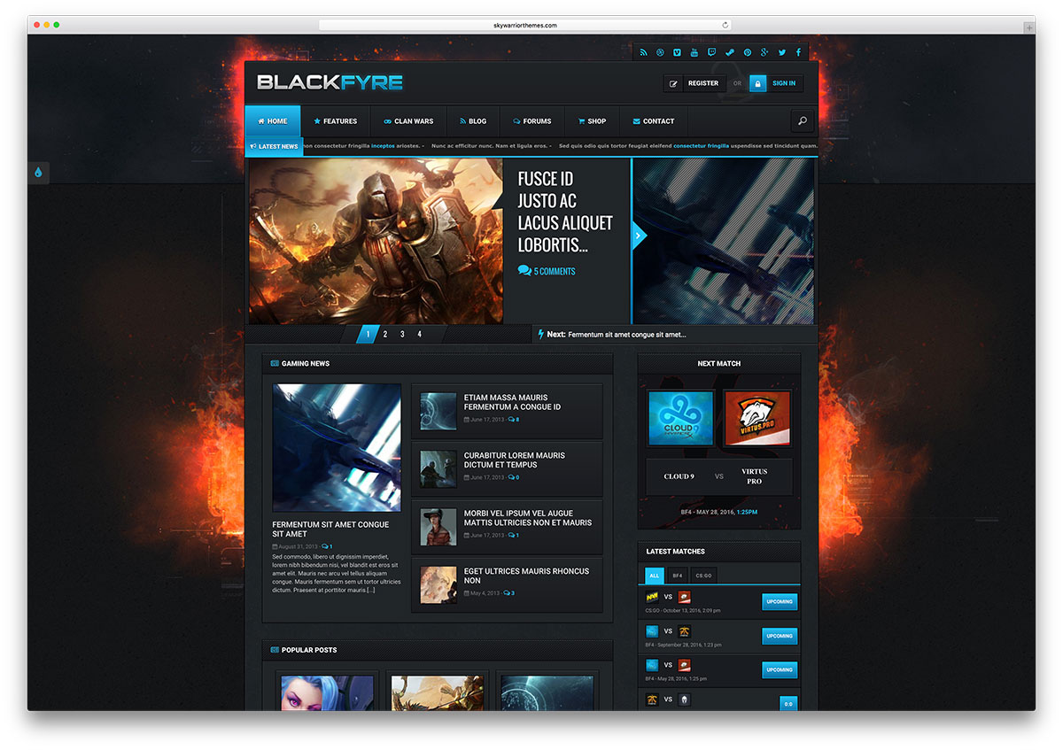 blackfyre-dark-gamer-wordpress-theme &quot;width =&quot; 1200 &quot;height =&quot; 847 &quot;data-lazy-srcset =&quot; https://cdn.colorlib.com/wp/wp-content/uploads/sites/2/blackfyre -dark-gamer-wordpress-theme.jpg 1200w, https://cdn.colorlib.com/wp/wp-content/uploads/sites/2/blackfyre-dark-gamer-wordpress-theme-300x212.jpg 300w, https : //cdn.colorlib.com/wp/wp-content/uploads/sites/2/blackfyre-dark-gamer-wordpress-theme-768x542.jpg 768w, https://cdn.colorlib.com/wp/wp- contenu / uploads / sites / 2 / blackfyre-dark-joueur-wordpress-theme-1024x723.jpg 1024w &quot;data-lazy-tailles =&quot; (largeur maximale: 1200px) 100vw, 1200px &quot;data-lazy-src =&quot; https: //cdn.colorlib.com/wp/wp-content/uploads/sites/2/blackfyre-dark-gamer-wordpress-theme.jpg?is-pending-load=1 &quot;srcset =&quot; data: image / gif; base64 , R0lGODlhAQABAIAAAAAAAAP /// yH5BAEAAAAALAAAAAABAAEAAAIBRAA7 &quot;/&gt;</p> <p><noscript><img class=