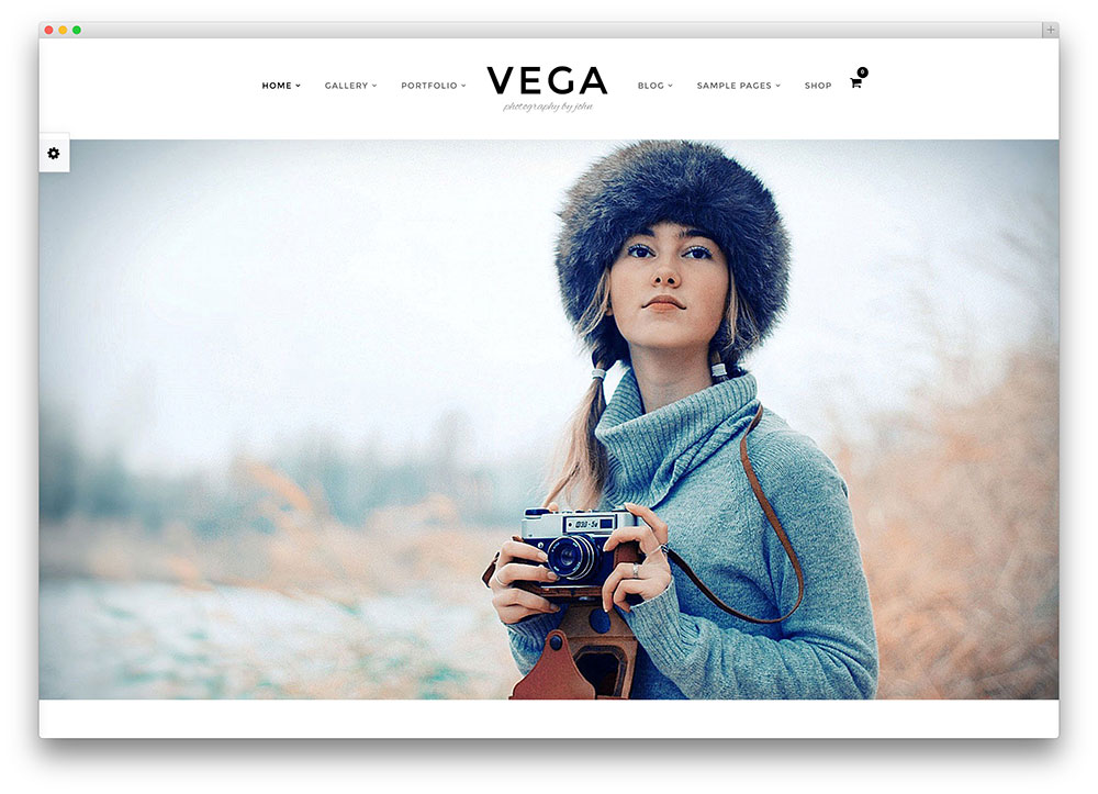 vega - stylish ecommerce theme