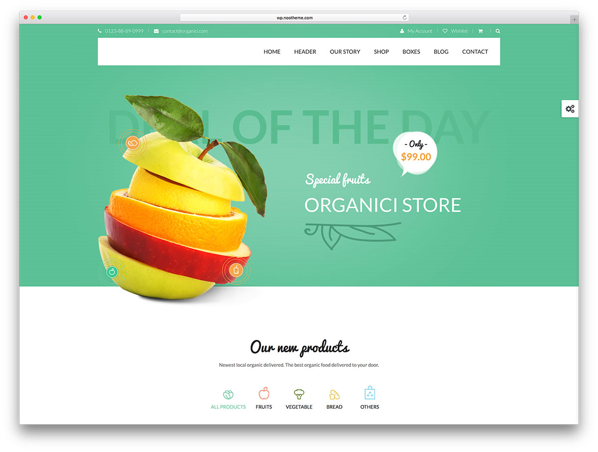 "organici-organic-food-store-wordpress-theme ""width ="" 1200 ""height ="" 907 ""data-lazy-srcset ="" https://cdn.colorlib.com/wp/wp-content/uploads/sites/2 /organici-organic-food-store-wordpress-theme.jpg 1200w, https://cdn.colorlib.com/wp/wp-content/uploads/sites/2/organici-organic-food-store-wordpress-theme- 300x227.jpg 300w, https://cdn.colorlib.com/wp/wp-content/uploads/sites/2/organici-organic-food-store-wordpress-theme-768x580.jpg 768w, https: // cdn. colorlib.com/wp/wp-content/uploads/sites/2/organici-organic-food-store-wordpress-theme-1024x774.jpg 1024w ""data-lazy-tailles ="" (largeur maximale: 1200px) 100vw, 1200px ""data-lazy-src ="" https://webypress.fr/wp-content/uploads/2019/01/1548669056_474_38-thèmes-WordPress-géniaux-pour-partager-des-recettes-2019.jpg?is-pending-load= 1 ""srcset ="" données: image / gif; base64, R0lGODlhAQABAIAAAAAAAP /// yH5BAEAAAAALAAAAAABAAAAAAIBRAA7 ""/></p> <p><noscript><img class="