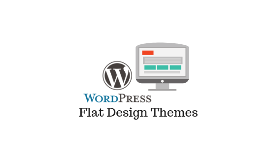 Thèmes WordPress design plat