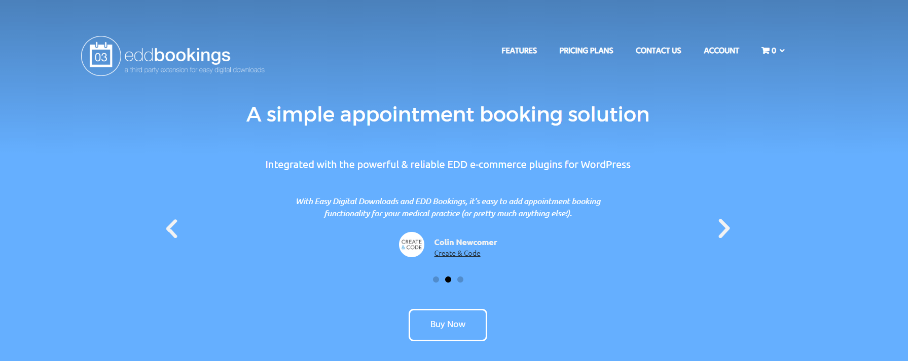 Le plugin EDD Bookings.
