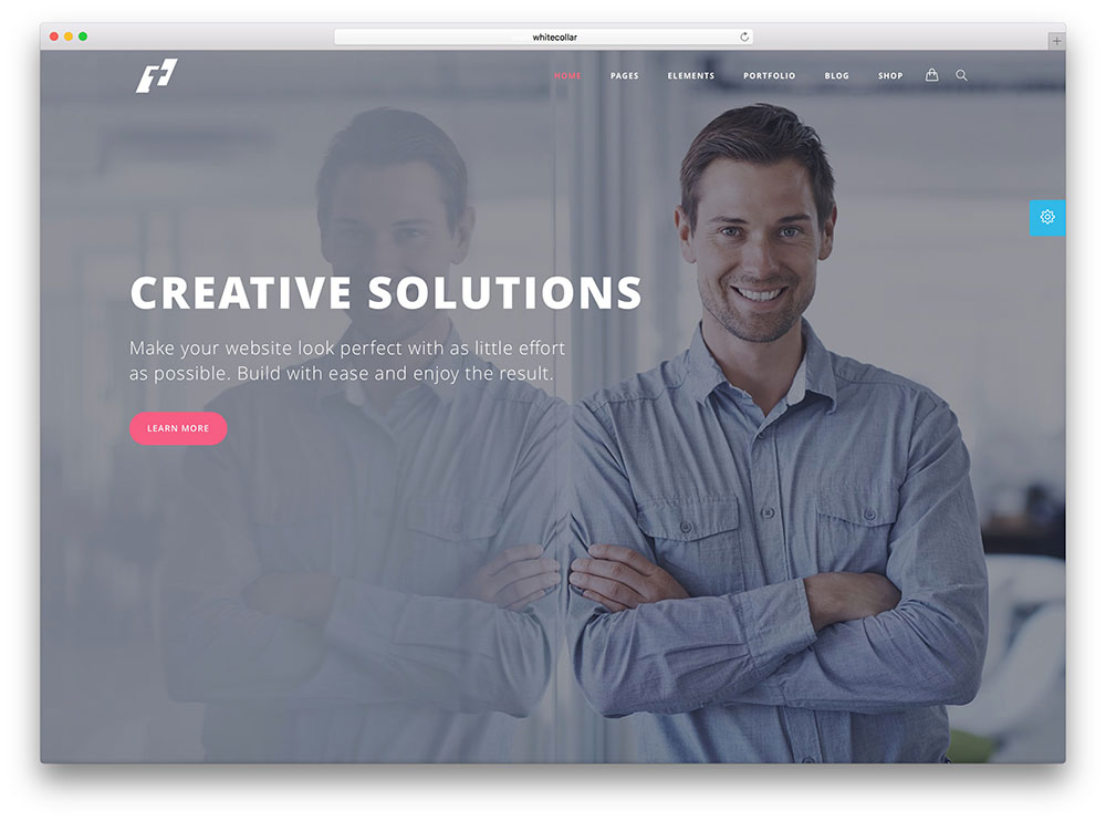 tilt - consulting company theme