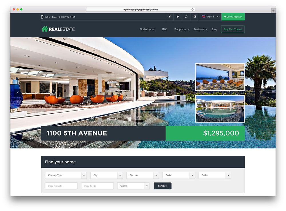 wp-real-estate-7-wordpress-theme &quot;width =&quot; 1000 &quot;height =&quot; 737 &quot;srcset =&quot; https://colorlib.com/wp/wp-content/uploads/sites/2/wp-real-estate -7-wordpress-theme.jpg 1000w, https://colorlib.com/wp/wp-content/uploads/sites/2/wp-real-estate-7-wordpress-theme-300x221.jpg 300w &quot;data-lazy -sizes = &quot;(max-width: 1000px) 100vw, 1000px&quot; /&gt;</p> <p><noscript><img class=