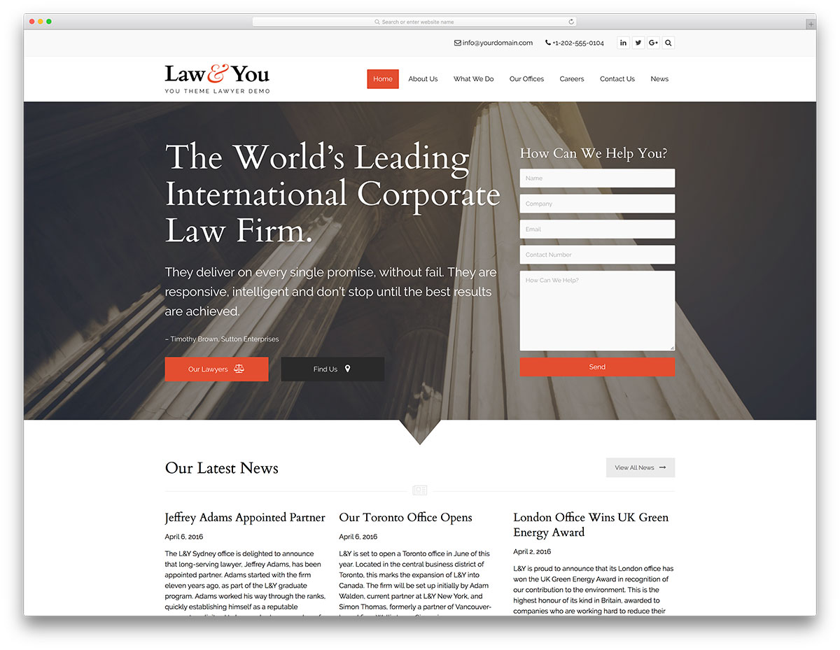 "avocat-wordpress-website-template ""width ="" 1200 ""height ="" 929 ""srcset ="" https://colorlib.com/wp/wp-content/uploads/sites/2/you-lawyer-wordpress-website -template.jpg 1200w, https://colorlib.com/wp/wp-content/uploads/sites/2/you-lawyer-wordpress-website-template-300x232.jpg 300w, https://colorlib.com/wp /wp-content/uploads/sites/2/you-lawyer-wordpress-website-template-768x595.jpg 768w, https://colorlib.com/wp/wp-content/uploads/sites/2/you-lawyer- wordpress-website-template-1024x793.jpg 1024w ""données-lazy-tailles ="" (largeur maximale: 1200px) 100vw, 1200px ""/></p> <p><noscript><img class="