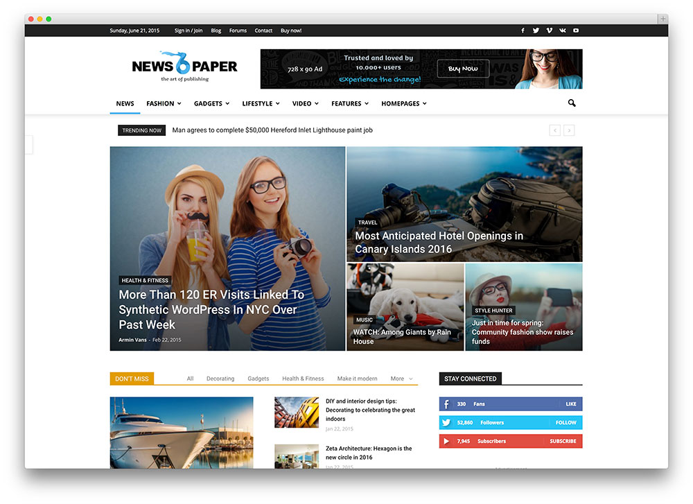 "newspaper-clean-magazine-theme"" width=""1000"" height=""727"" srcset=""https://colorlib.com/wp/wp-content/uploads/sites/2/newspaper-clean-magazine-theme.jpg 1000w, https://colorlib.com/wp/wp-content/uploads/sites/2/newspaper-clean-magazine-theme-300x218.jpg 300w"" data-lazy-sizes=""(max-width: 1000px) 100vw, 1000px""/></p> <p><noscript><img class="