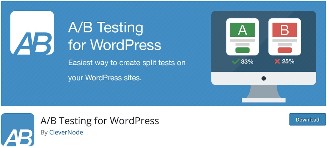 test ab pour wordpress