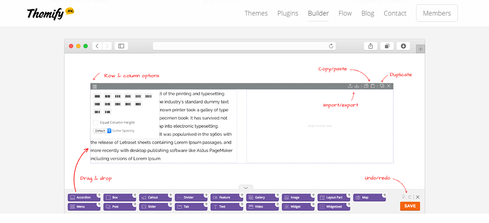 Themify Builder 3