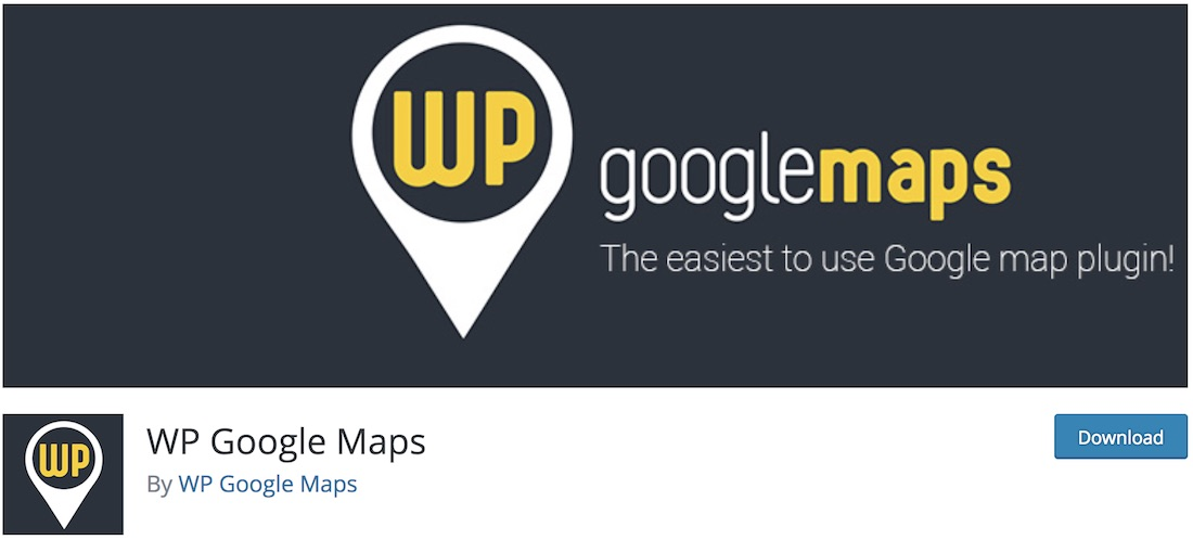 wp google maps plugin wordpress