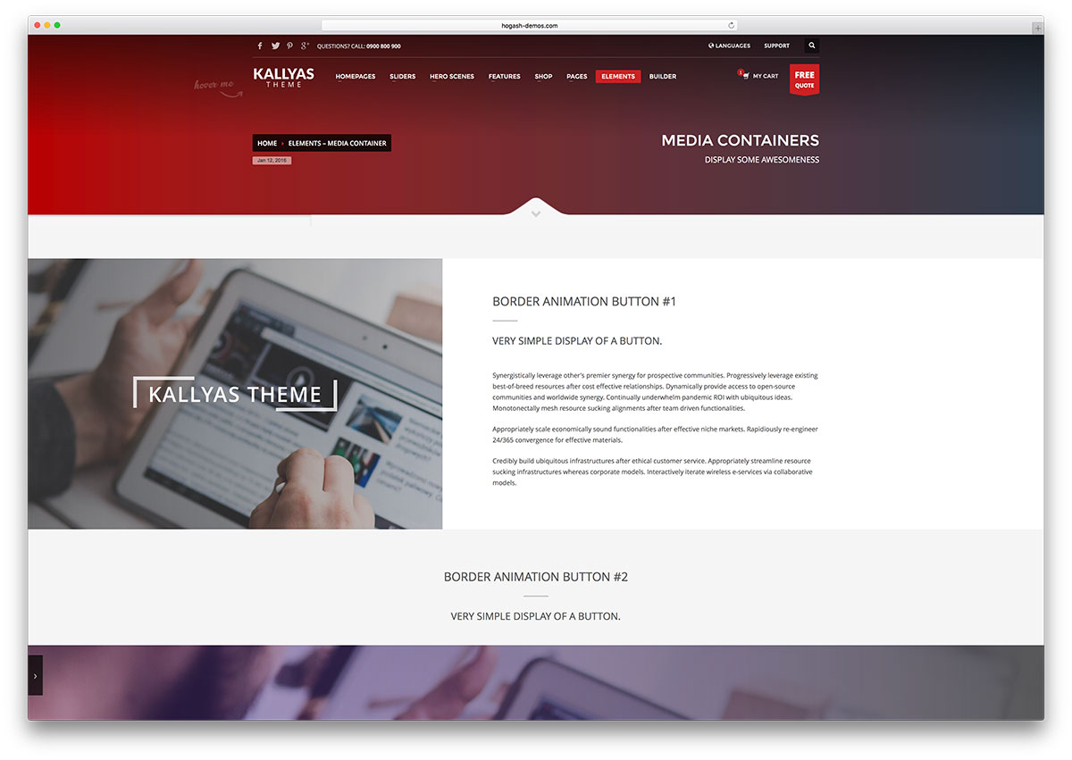 "kallyas-html-multipurpose-website-template ""width ="" 1200 ""height ="" 851 ""srcset ="" https://colorlib.com/wp/wp-content/uploads/sites/2/kallyas-html-multipurpose-website -template.jpg 1200w, https://colorlib.com/wp/wp-content/uploads/sites/2/kallyas-html-multipurpose-website-template-300x213.jpg 300w, https://colorlib.com/wp /wp-content/uploads/sites/2/kallyas-html-multipurpose-website-template-768x545.jpg 768w, https://colorlib.com/wp/wp-content/uploads/sites/2/kallyas-html- multipurpose-website-template-1024x726.jpg 1024w ""données-lazy-tailles ="" (largeur maximale: 1200px) 100vw, 1200px ""/></p> <p><noscript><img class="