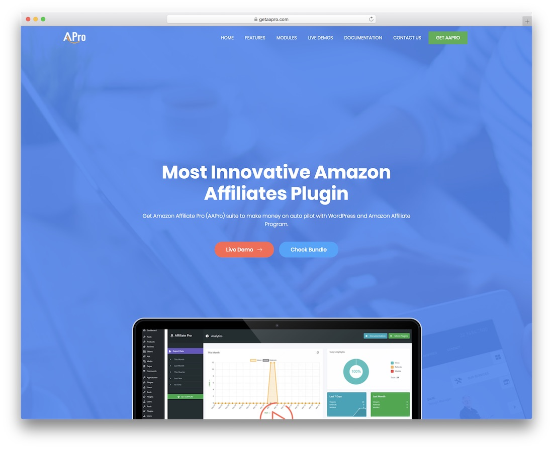 aapro amazon affiliate pro wordpress plugin