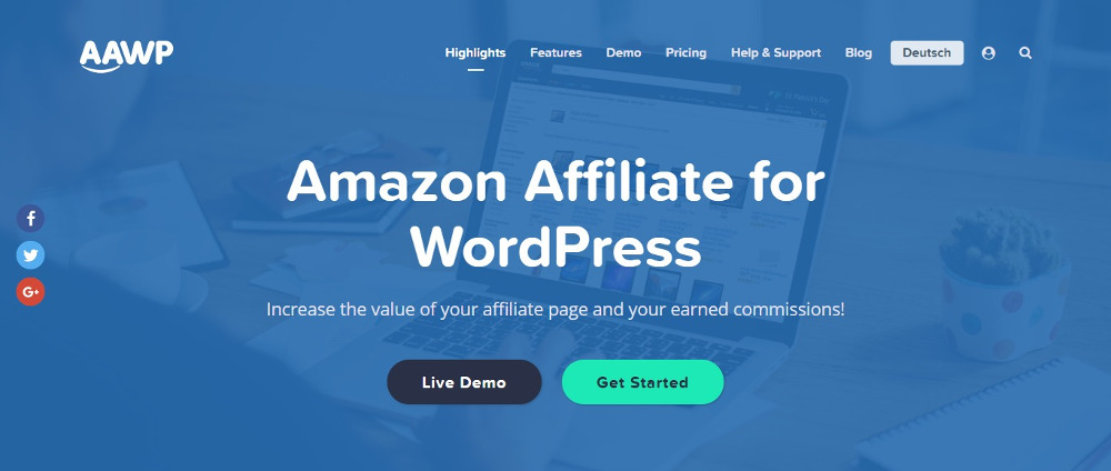 Affilié Amazon pour WordPress
