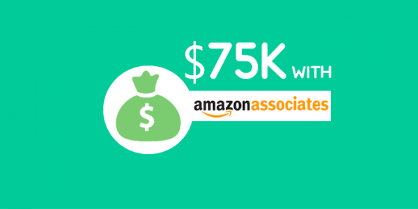 Comment configurer mon premier blog WordPress et gagner 75 000 $ avec Amazon Associates Program