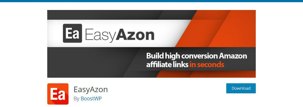 Plugins WordPress pour affiliés Amazon: EasyAzon