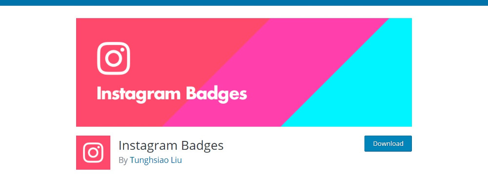Badges Instagram