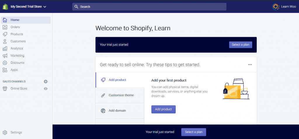 "WooCommerce vs Shopify ""width ="" 640 ""height ="" 298 ""srcset ="" https://webypress.fr/wp-content/uploads/2019/06/1561806865_72_WooCommerce-vs-Shopify-Quelle-plate-forme-devriez-vous-choisir-pour-creer.png 1024w, https: //cdn.learnwoo.com/wp-content/uploads/2019/06/Shopify-Welcome-Page-300x139.png 300w, https://cdn.learnwoo.com/wp-content/uploads/2019/06/Shopify -Welcome-Page-768x357.png 768w, https://cdn.learnwoo.com/wp-content/uploads/2019/06/Shopify-Welcome-Page-696x323.png 696w, https://cdn.learnwoo.com /wp-content/uploads/2019/06/Shopify-Welcome-Page-1068x496.png 1068w, https://cdn.learnwoo.com/wp-content/uploads/2019/06/Shopify-Welcome-Page-904x420. png 904w, https://cdn.learnwoo.com/wp-content/uploads/2019/06/Shopify-Welcome-Page.png 1343w ""values ​​="" (largeur maximale: 640px) 100vw, 640px"