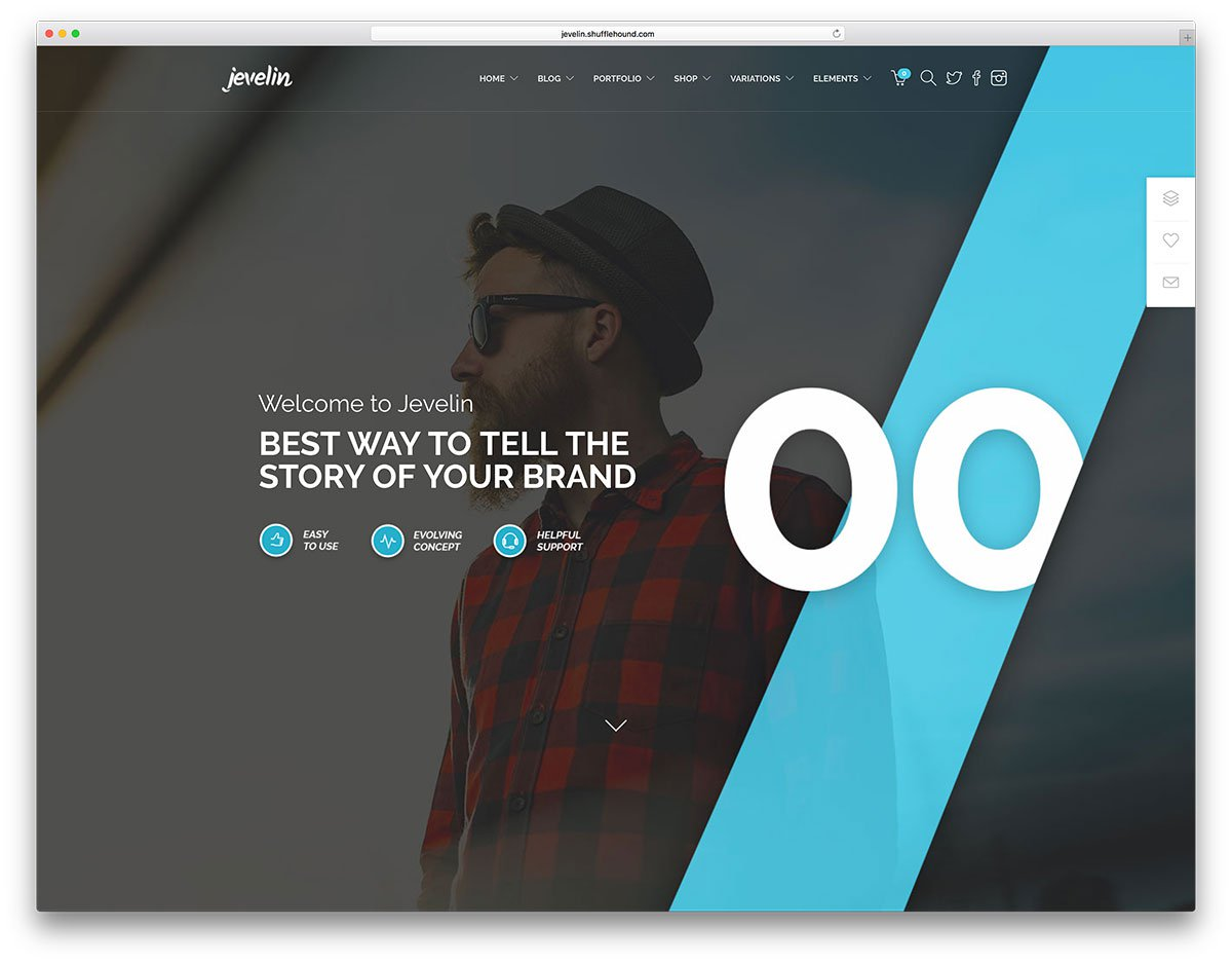 "jevelin-creative-agency-wordpress-template ""width ="" 1200 ""height ="" 938 ""srcset ="" https://colorlib.com/wp/wp-content/uploads/sites/2/jevelin-creative-agency-wordpress -template.jpg 1200w, https://colorlib.com/wp/wp-content/uploads/sites/2/jevelin-creative-agency-wordpress-template-300x235.jpg 300w, https://colorlib.com/wp /wp-content/uploads/sites/2/jevelin-creative-agency-wordpress-template-768x600.jpg 768w, https://colorlib.com/wp/wp-content/uploads/sites/2/jevelin-creative- agency-wordpress-template-1024x800.jpg 1024w ""données-lazy-tailles ="" (largeur maximale: 1200px) 100vw, 1200px ""src ="" https://cdn.colorlib.com/wp/wp-content/uploads/ sites / 2 / jevelin-creative-agency-wordpress-template.jpg ""/></p> <p><noscript><img class="