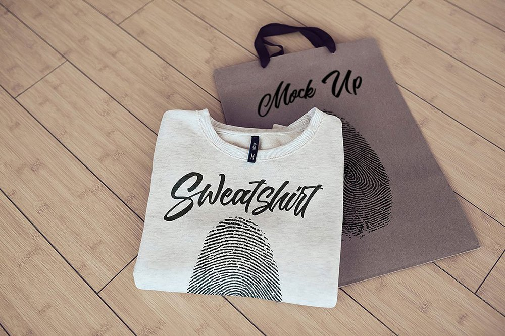 Sweat-shirts maquettes