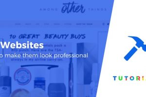 10 Web Design Tips That Make Your Site Look Professional