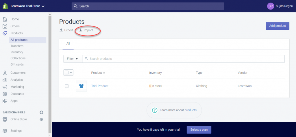 "WooCommerce to Shopify ""width ="" 640 ""height ="" 298 ""srcset ="" https://webypress.fr/wp-content/uploads/2019/08/1567241935_509_Guide-ultime-sur-la-migration-de-WooCommerce-vers-Shopify.png 1024w, https: //cdn.learnwoo.com/wp-content/uploads/2019/08/Shopify-Import-option-300x139.png 300w, https://cdn.learnwoo.com/wp-content/uploads/2019/08/Shopify -Import-option-768x357.png 768w, https://cdn.learnwoo.com/wp-content/uploads/2019/08/Shopify-Import-option-696x323.png 696w, https://cdn.learnwoo.com /wp-content/uploads/2019/08/Shopify-Import-option-1068x496.png 1068w, https://cdn.learnwoo.com/wp-content/uploads/2019/08/Shopify-Import-option-904x420. png 904w, https://cdn.learnwoo.com/wp-content/uploads/2019/08/Shopify-Import-option.png 1343w ""values ​​="" (largeur maximale: 640px) 100vw, 640px"