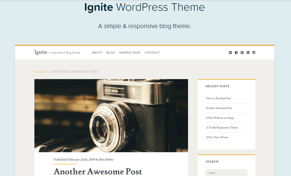 "Free WordPress Blog Themes"" width=""987"" height=""596"" srcset=""https://webypress.fr/wp-content/uploads/2019/09/1569576964_392_30-themes-de-blog-WordPress-gratuits.png 987w, https://cdn.learnwoo.com/wp-content/uploads/2019/09/Ignite-WordPress-theme-300x181.png 300w, https://cdn.learnwoo.com/wp-content/uploads/2019/09/Ignite-WordPress-theme-768x464.png 768w, https://cdn.learnwoo.com/wp-content/uploads/2019/09/Ignite-WordPress-theme-696x420.png 696w"" sizes=""(max-width: 987px) 100vw, 987px"