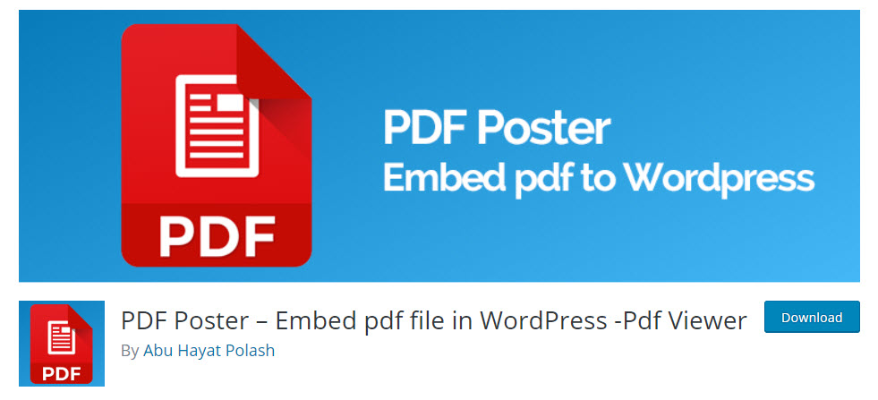 "Incorporer des fichiers PDF dans WordPress ""width ="" 981 ""height ="" 447 ""srcset ="" https://webypress.fr/wp-content/uploads/2019/10/1571998705_934_Comment-incorporer-des-fichiers-PDF-dans-WordPress.jpg 981w, https: // cdn.learnwoo.com/wp-content/uploads/2019/10/PDF-Poster-300x137.jpg 300w, https://cdn.learnwoo.com/wp-content/uploads/2019/10/PDF-Poster-768x350 .jpg 768w, https://cdn.learnwoo.com/wp-content/uploads/2019/10/PDF-Poster-696x317.jpg 696w, https://cdn.learnwoo.com/wp-content/uploads/2019 /10/PDF-Poster-922x420.jpg 922w ""tailles ="" (largeur maximale: 981px) 100vw, 981px"