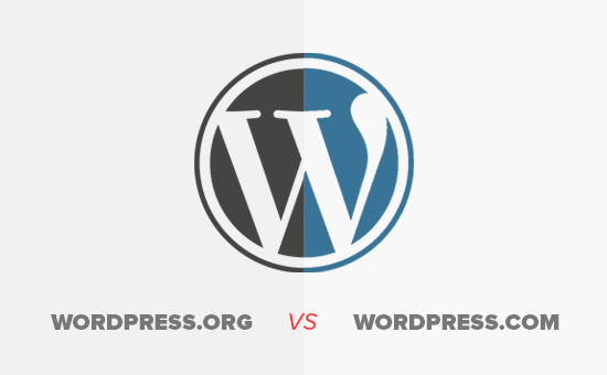 WordPress.org auto-hébergé vs WordPress.com gratuit