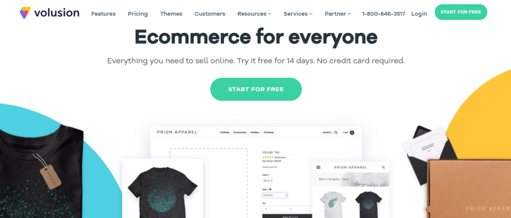 Concurrents Shopify