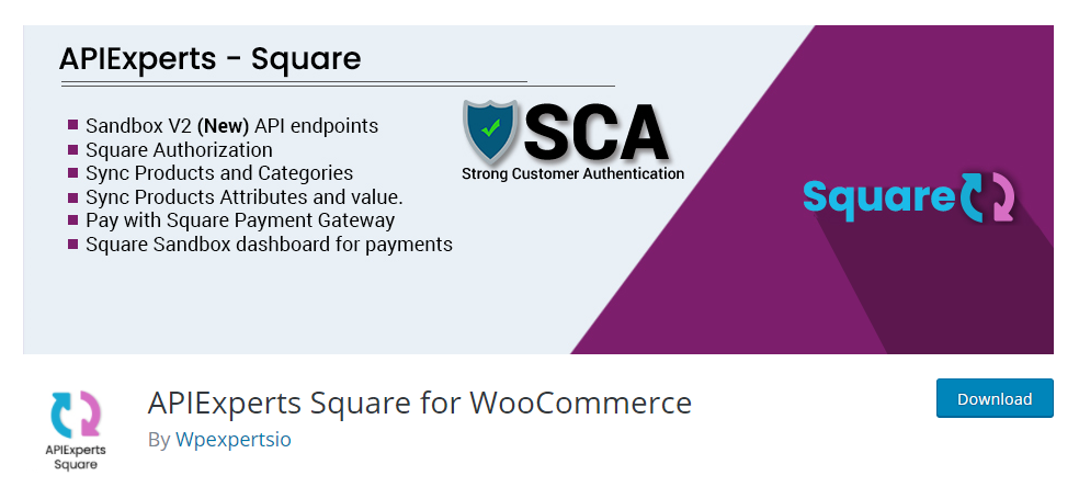 Plugins WooCommerce Square