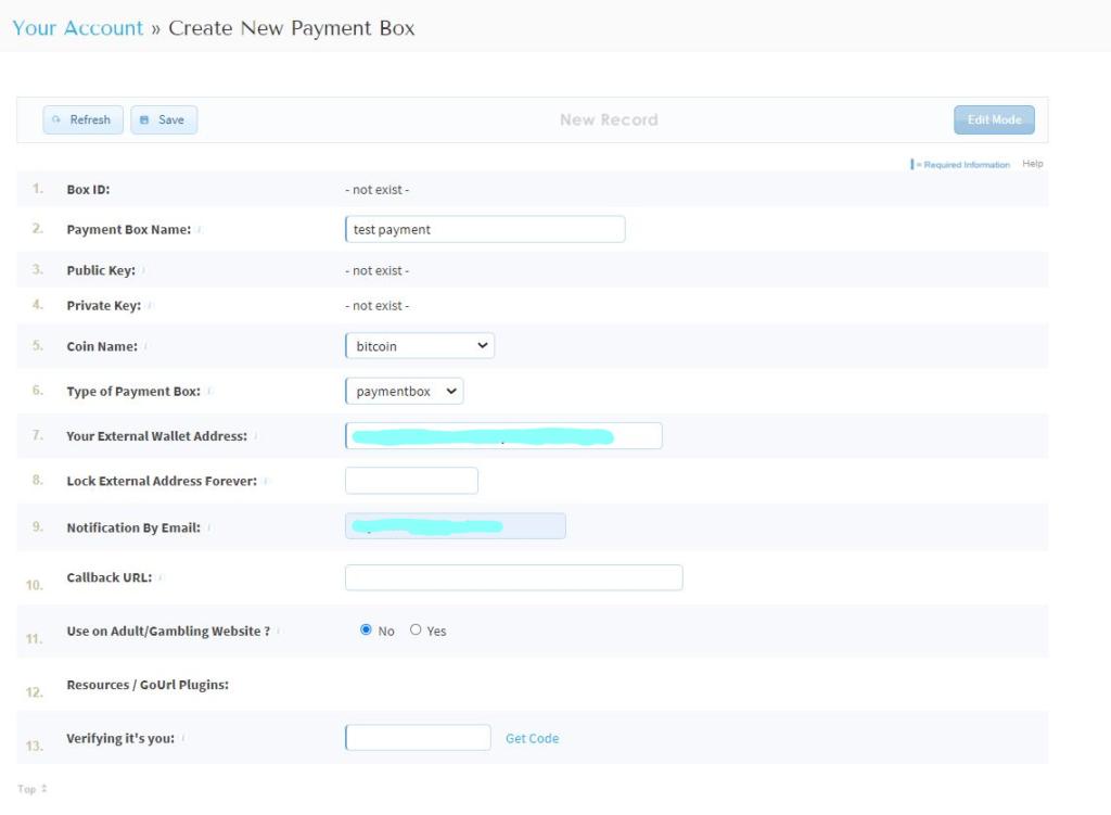 Comment configurer la passerelle de paiement crypto sur WooCommerce 27