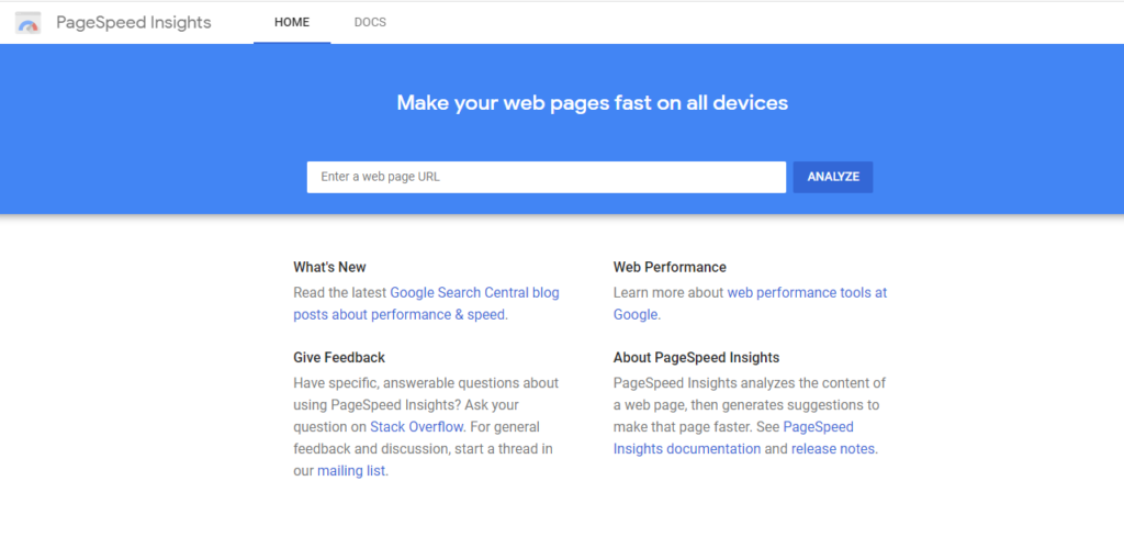 Comment utiliser Google PageSpeed Insights 26